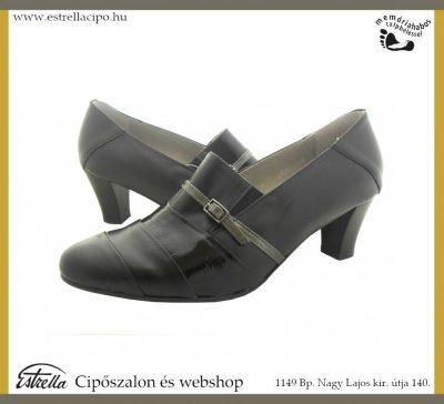 42 es női bőr cipő Estrella